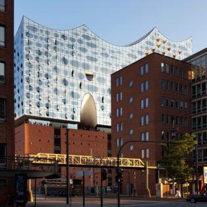 Bild Stadtführung Hamburg Elbphilharmonie Hamburg vom Sandtorkai