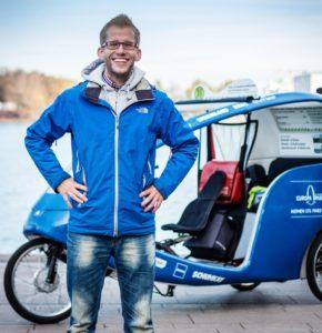 Blogbild Stephan Stephan Stadtführung Fahrradtaxi Pfefferkörner